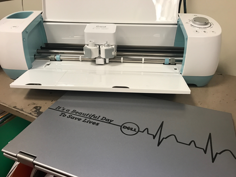 Cricut machine